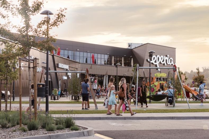 Prešovská EPERIA sa dostala do TOP 6 najzelenších nákupných centier na svete