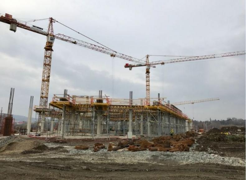 EPERIA - jedinou budovou s medzinárodným ekologickým certifikátom