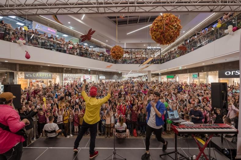2.narodeniny EPERIA Shopping Mall