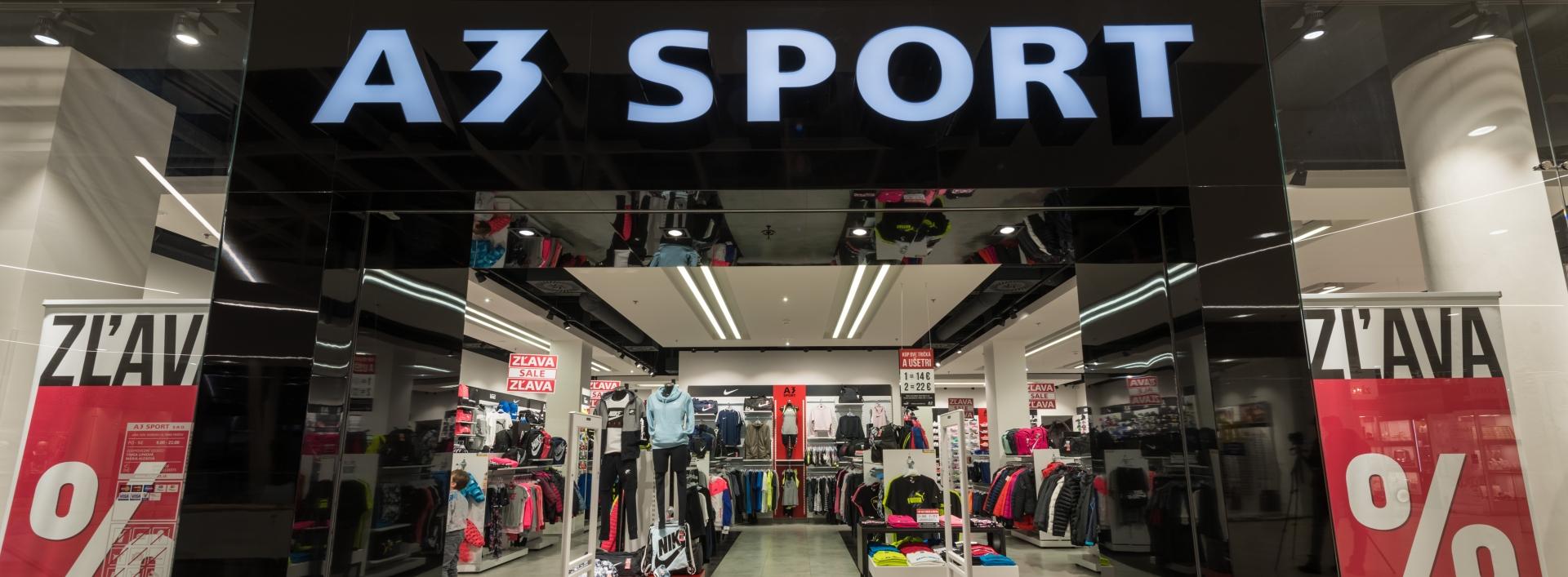 8471cb902fedc A3 SPORT | Eperia - Shopping mall