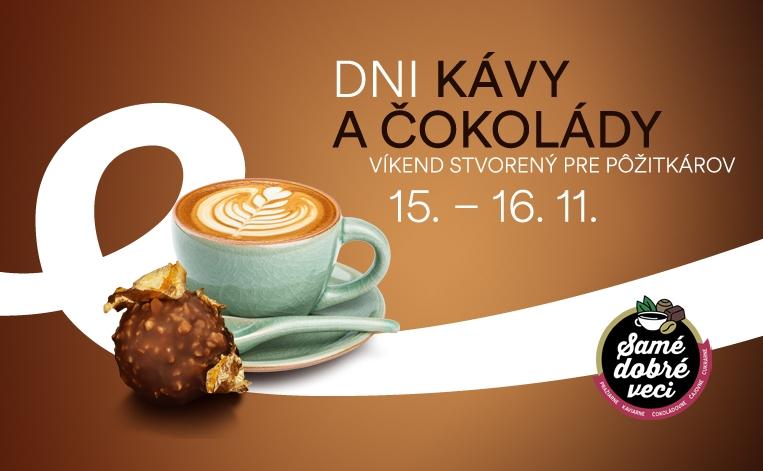 Dni kávy a čokolády