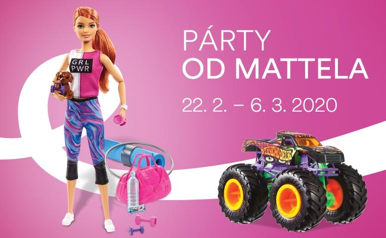 Párty od Mattela