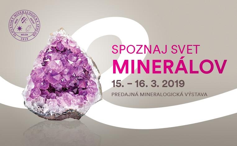 Spoznaj svet minerálov