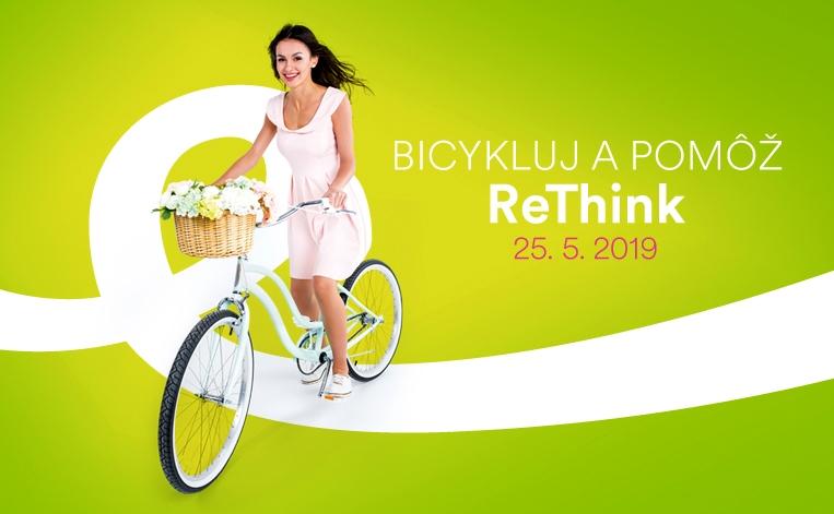 Bicykluj a pomôž