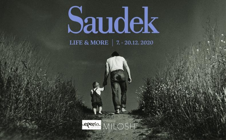 JAN SAUDEK: LIFE & MORE