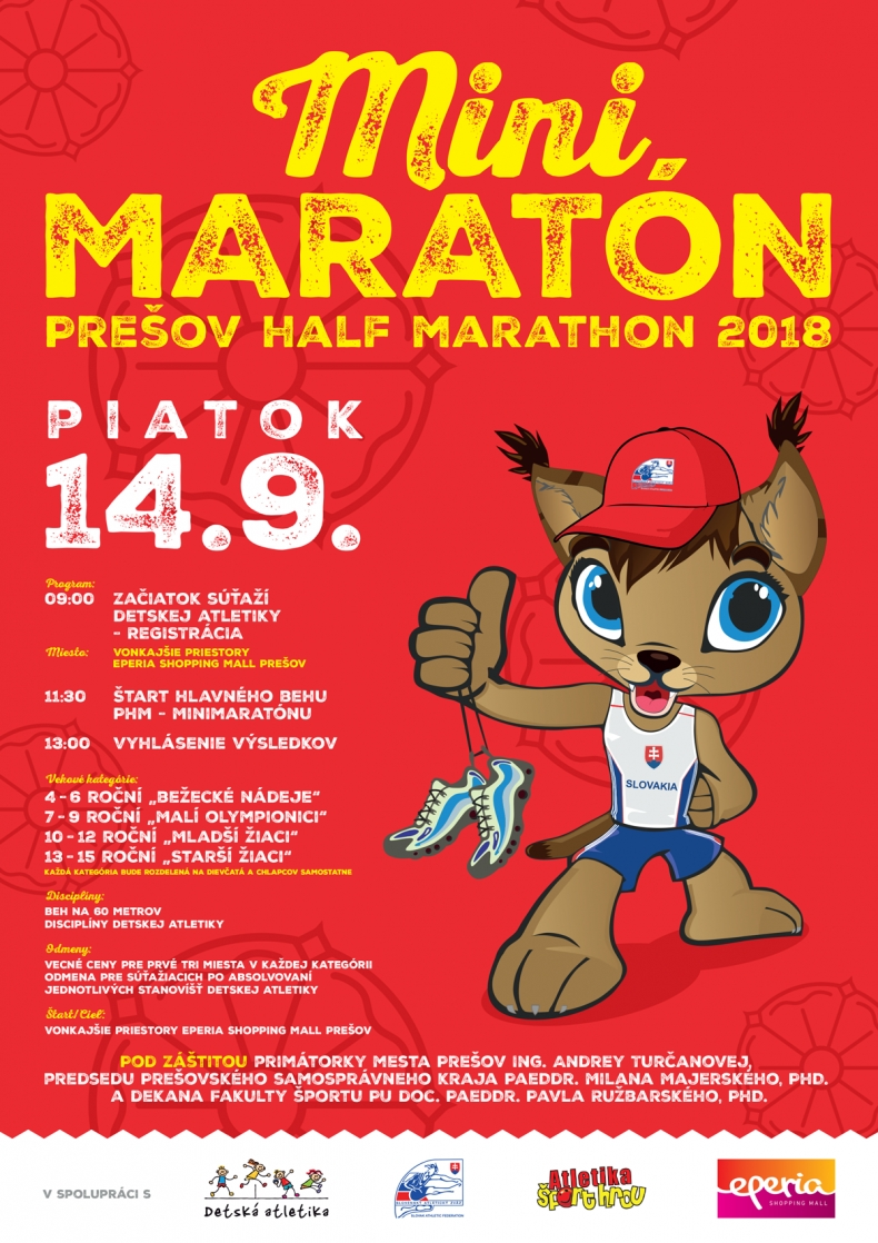 Mini Maratón PHM 2018