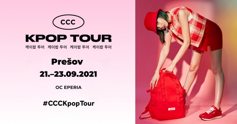 CCC K-POP TOUR